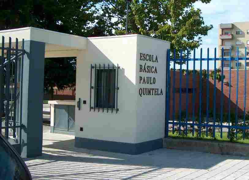 Visita de Estudo do Clube de Francês da Escola Paulo Quintela