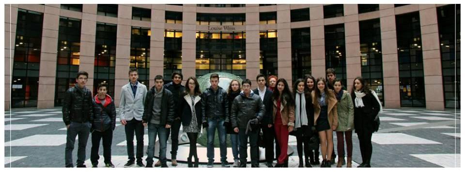 Escola Secundária Emídio Garcia em Estrasburgo