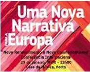 Uma Nova Narrativa para a Europa