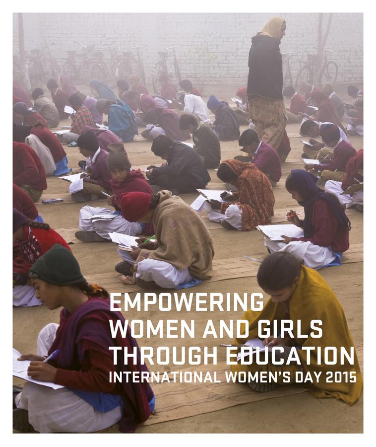 A educação, o tema principal do Dia Internacional da Mulher no PE