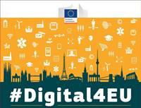Conecte-se ao Digital 4EU
