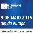 Comemoração do Dia da Europa em Portugal 2015