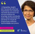 Progressos da Garantia para a Juventude e da Iniciativa para o Emprego dos Jovens