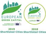 Prémios «Capital Verde da Europa» e «Folha Verde da Europa»