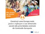 Construir uma Europa mais justa reforçando a sua dimensão social