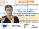 Diálogo com os Cidadãos sobre o Futuro da Europa no Porto