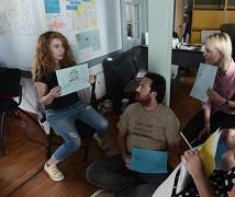 Jovens apresentam propostas sobre o futuro da Europa