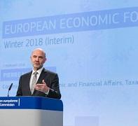 Previsões Económicas Intercalares do Inverno de 2018: uma expansão sólida e duradoura