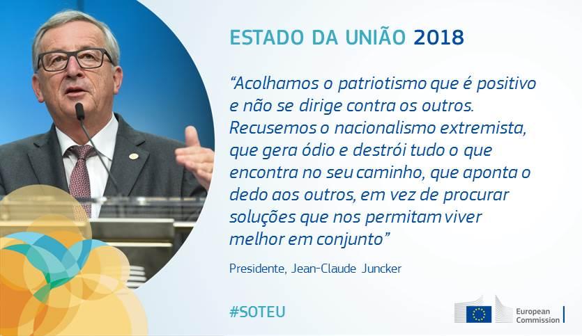 Estado da União 2018