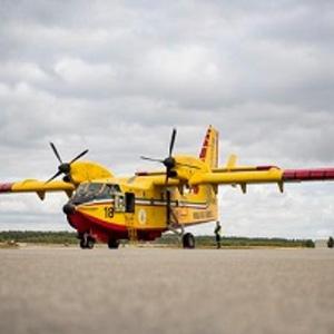 Reforço da frota europeia de aviões de combate a incêndios do sistema rescEU