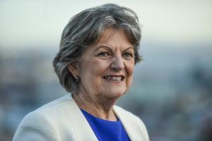 Comissária europeia Elisa Ferreira no Encontro Ciência 2020 em Lisboa