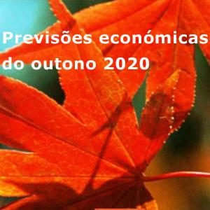 Previsões económicas do outono 2020