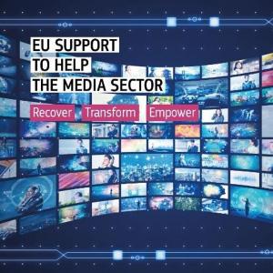 Plano de ação para apoiar a recuperação e a transformação dos setores da comunicação social e audiovisual
