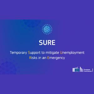 Comissão disponibiliza 3 mil milhões de euros a Portugal ao abrigo do instrumento SURE