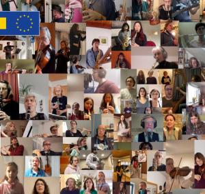 Abertas inscrições para a Orquestra Europeia Virtual para celebrar o Dia da Europa