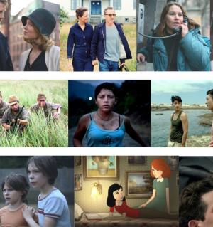 Cinco filmes apoiados pela UE galardoados em Cannes