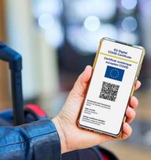 Luz verde para o Certificado Digital COVID da União Europeia