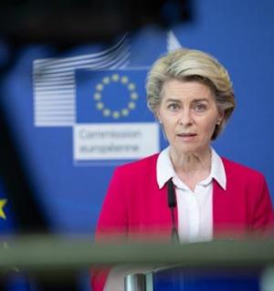 Ursula von der Leyen profere o discurso anual sobre o Estado da União Europeia (SOTEU)